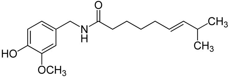 Capsaicina, la protagonista indiscussa della piccantezza