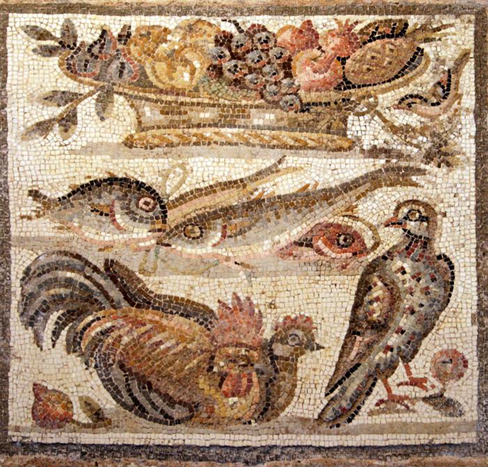 cibo-romani